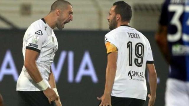 Български футболист влезе с отбора си в Серия А