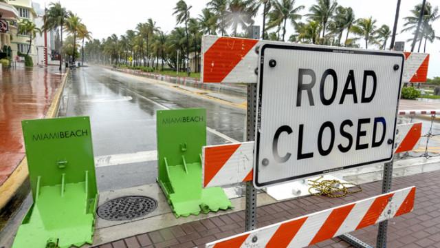 Поройни дъждове наводниха Маями