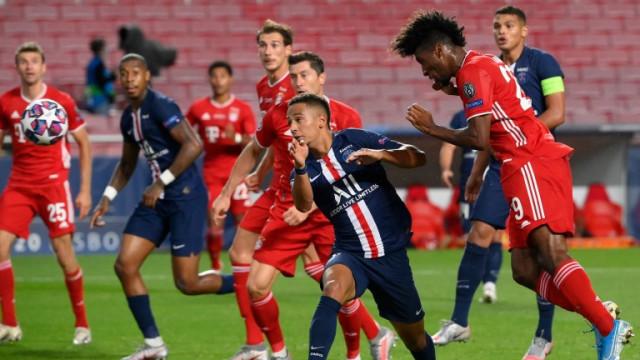 Байерн (Мюнхен) победи Пари Сен Жермен с 1:0