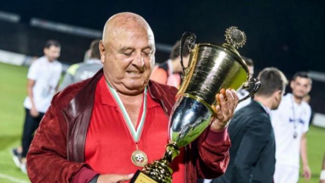 Славия отива в Тирана без Венци Стефанов