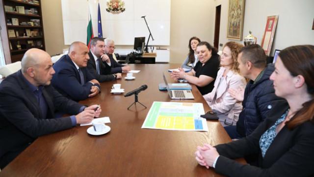 Борисов: Ще се построи нова сграда за Националната многопрофилна детска болница