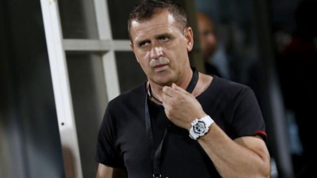 Акрапович: Целта ни е Купата на България