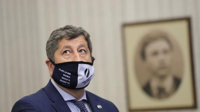 Иванов отряза Нинова ще ходи първо при Трифонов