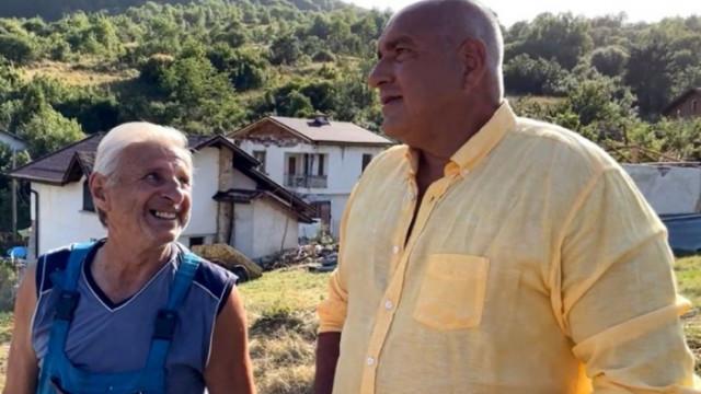 Борисов от село Губеш: Ще гласуваме против кабинет на ИТН