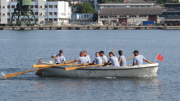 Започна спартакиадата по морски спортове на Военноморските сили