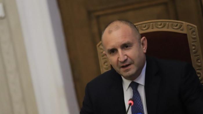"""Румен Радев усилено се готви за втори мандат на """"Дондуков"""""""