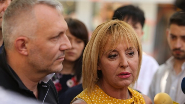 От партията на Слави Трифонов не харесаха идеята на Мая