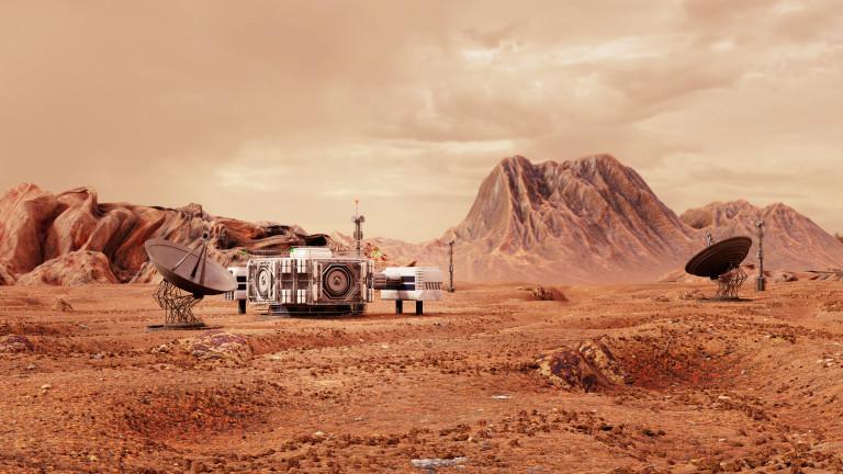 Марспродължава да е загадка за изследователите и за нас, обикновените