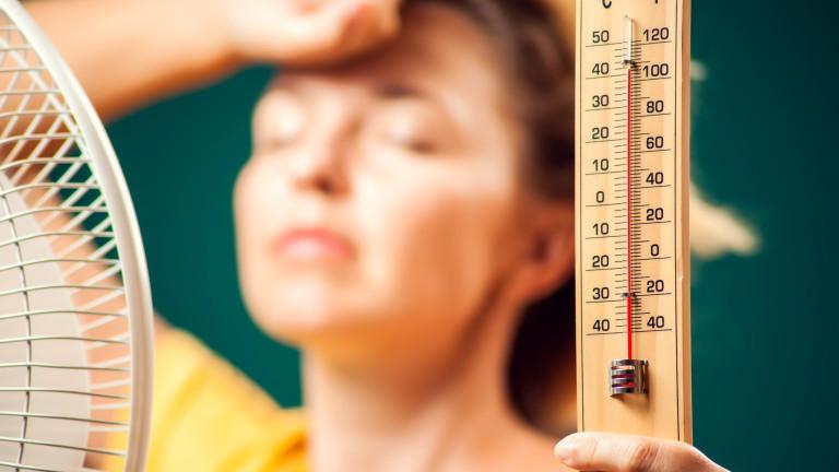 Какво се случва с тялото ни, когато е много топло?