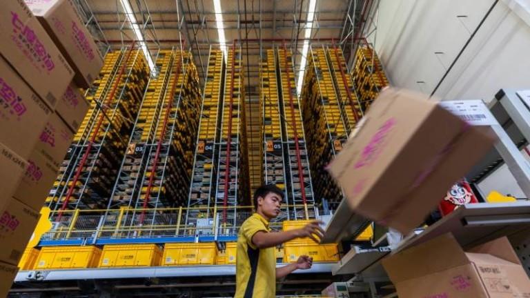 Евтиното производство на стоки в Китай даде предимство на китайския