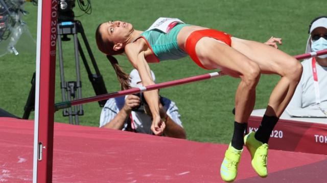 Мариела Демирева се класира за финал в скока на височина в Токио