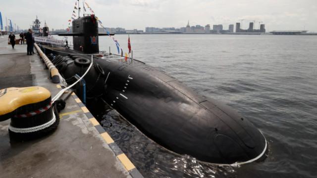 Три атомни подводници за руския флот през 2021 г.