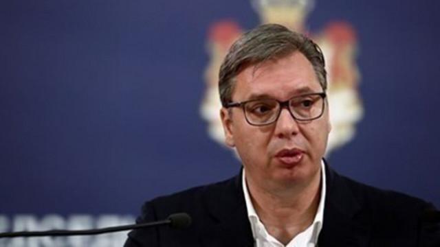 """Вучич обвинил """"страни от региона"""", че """"брутално лъжат за броя заразени"""""""