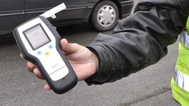 Задържаха мъртвопиян шофьор край Пловдив с над 4 промила алкохол