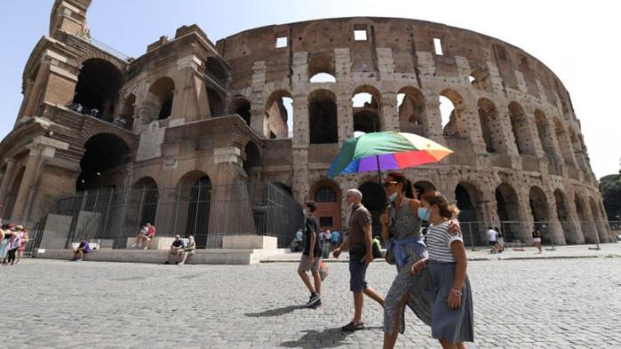 Температурен рекорд в Европа! В Италия живакът скочи до 48,8 градуса
