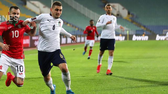 Спад с четири места за България в ранглистата на ФИФА