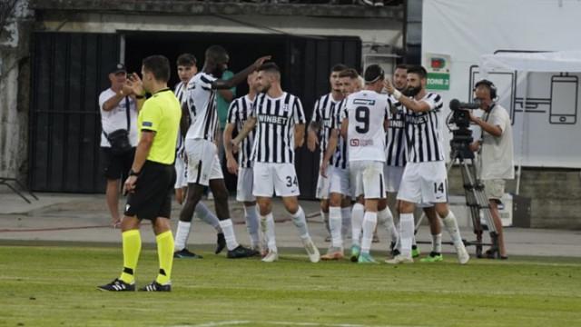 Локомотив Пловдив се предаде пред Копенхаген