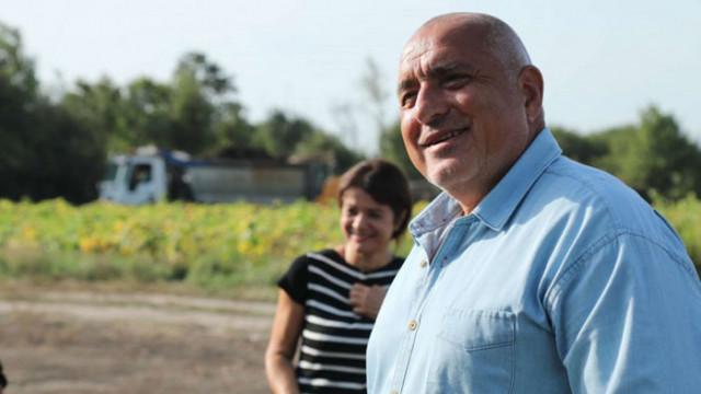 Сула: Меракът да бъдеш Борисов