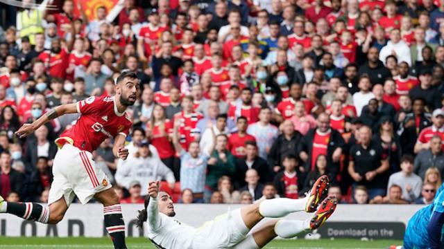 Мечтан старт за Манчестър Юнайтед в Премършип