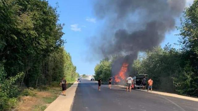Двама загинали и седем пострадали при пътни инциденти през уикенда във Варна