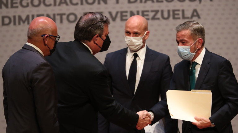 Преговорите за Венецуела продължават през септември