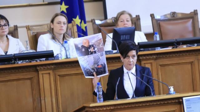 Парламентът чака доклад от Гешев за полицейското насилие