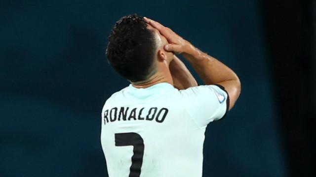 В Ювентус не са получавали оферти за Кристиано Роналдо