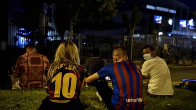Барселона тъжи: Меси правеше 90% от оборота ни