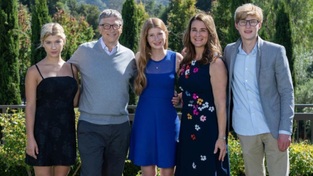 Мелинда Гейтс, рожденият й ден и милите думи на дъщеря й