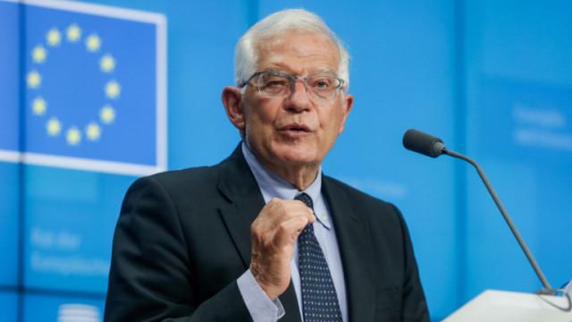 Борел иска от ЕС, САЩ и съюзници общ фронт срещу Русия и Китай заради Афганистан