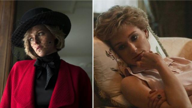 Премиерите на двата филма за принцеса Даяна