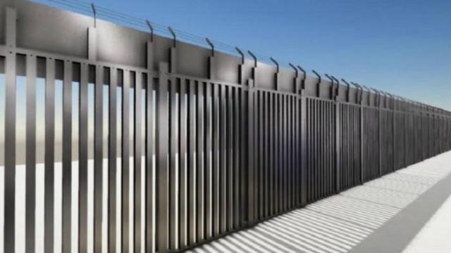 Гърция завърши стената по границата си с Турция
