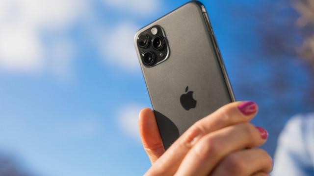 Изтекли снимки на новия iPhone 13 Pro
