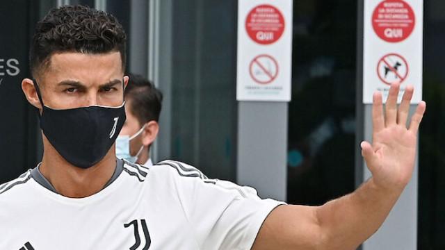 Роналдо поиска от Ювентус да го пусне