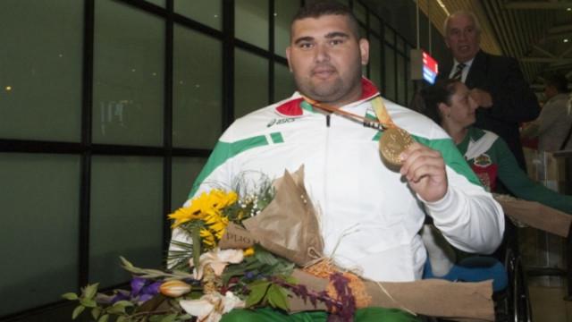 Браво! Ружди Ружди спечели първи медал за България на Параолимпиадата