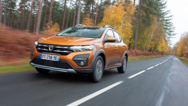Dacia Sandero се превърна в най-продаваният автомобил в Европа