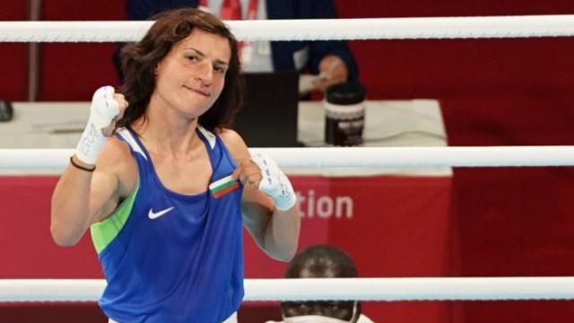 Стойка Кръстева сподели впечатленията си като гост на Международния ден на бокса