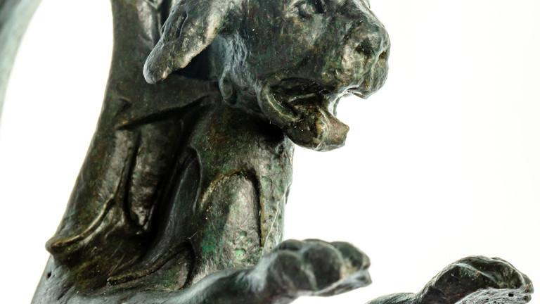 Археолози от Национален исторически музей (НИМ) откриха милиарна колона издигната