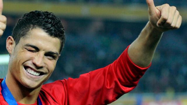 """Роналдо се завърна официално на """"Олд Трафорд"""""""