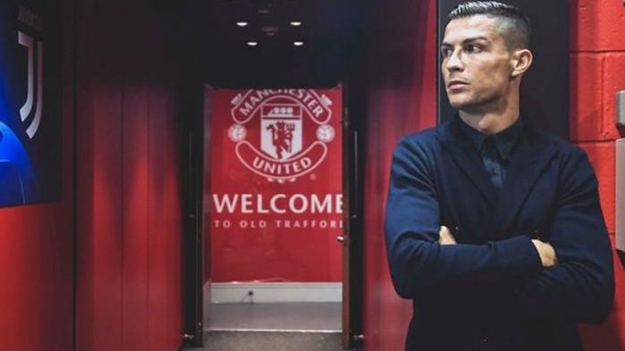 Роналдо подписа с Ман Юнайтед: Клубът има специално място в моето сърце