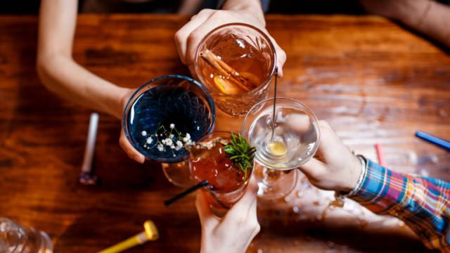 Вредните навици към алкохола
