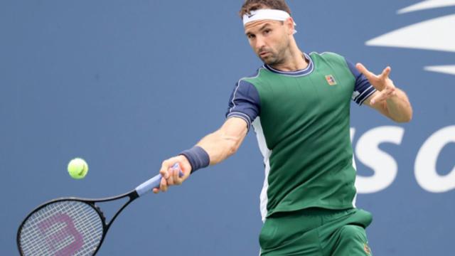 Контузия и Попирин спряха Григор за третия кръг на US Open