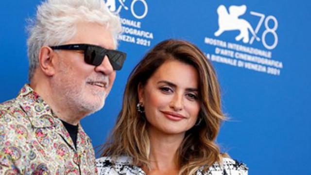 Педро Алмодовар и Пенелопе Круз откриха кинофестивала във Венеция