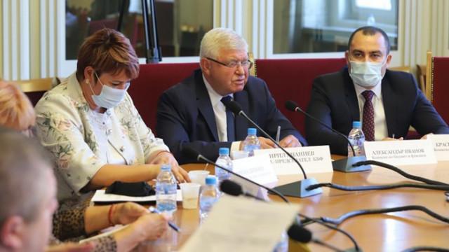 ГЕРБ - СДС напусна дебатите за бюджетите на НЗОК и ДОО