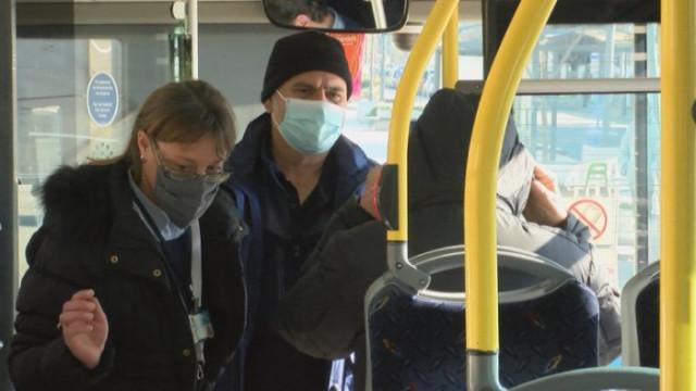 Над 6000 проверки за спазване на мерките в София през август