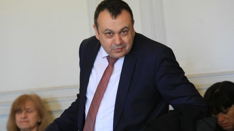 """Доган не бил канен в комисията """"Росенец"""""""