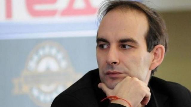 Петър Волгин получавал атаки от хора на ДБ