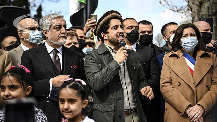 Лидерът на афганистанската група за съпротива, която води интензивна битка
