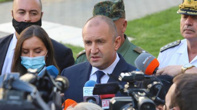 Радев: От значение са само думите на Борисов, които ще произнесе пред следващия главен прокурор