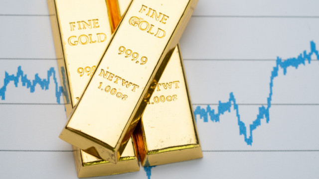 Цената на златото спада след рязкото покачване